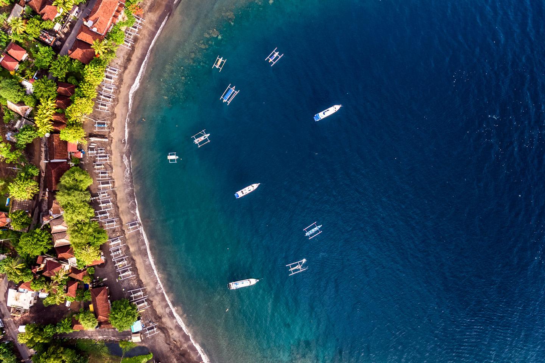 Aerial Drone Workshop Bali