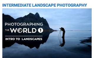 Best Landscape Photography and Post-processing Video Tutorial