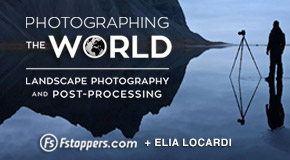 Landscape Photography Tutorial with Fstoppers and Elia Locardi